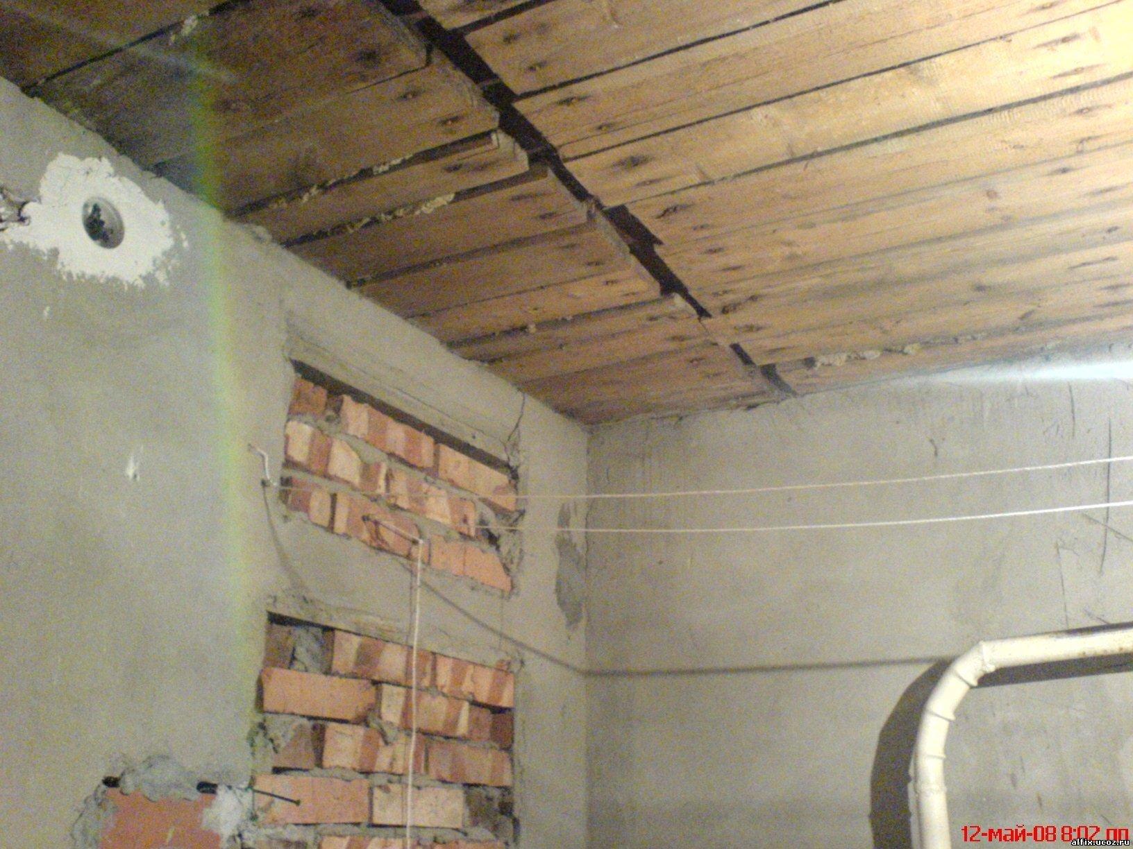 Поэтапный ремонт ванной комнаты в новостройке